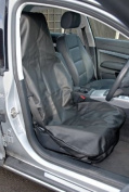Draper Expert 22597 Side Airbag Compatible Heavy Duty Front Seat Cover