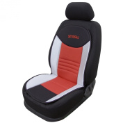 Cartrend 303-02 Speed Seat Cover Red
