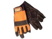 Bahco Gl012 8 Carpenters Fingerless Glove Size 8