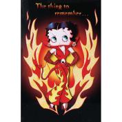 Betty Boop Fridge Magnet Brand New Bad Girl In Devil Dress