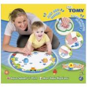 Tomy 71515 Be Baby - Aqua Splash and Print