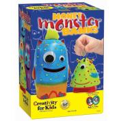 Creativity For Kids - Money Monster Banks Kit