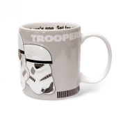 Star Wars - Stormtrooper 2D Relief Mug - Zeon