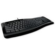 Microsoft Comfort Curve Keyboard 3000.