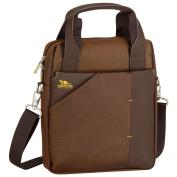RIVACASE 8170 12.1 Inch Laptop Bag, Dark Brown