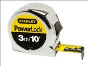 Stanley 033523 Micro Powerlock Tape 3 m. / 10ft