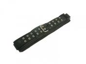 Kunys El5623 3inch Padded Comfort Belt