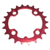 Truvativ Chainring MTB 22t Bolt 64BCD Alloy Red