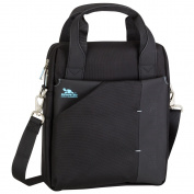 RIVACASE 8170 12.1 Inch Laptop Bag, Black