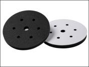 Flexipads 32710 150mm hook and loop Cushion Pad 6 1 Hole