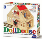 Traditional Wooden Toys - Wooden Dollhouse No.02817 - Great Gizmos