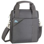 RIVACASE 8170 12.1 Inch Laptop Bag, Dark Grey