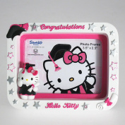 Hello Kitty Graduation Photo Frame