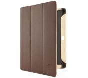 Tri-Fold Folio with Stand for Samsung Galaxy Tab 2 10.1 and Galaxy Tab 10.1