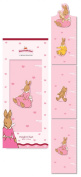 Royal Doulton Pink Wooden Height Chart - Bunnykins - Great Gizmos