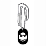 The Nightmare Before Christmas Glow In The Dark Dog Tag