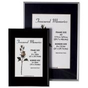 Photo Album Company Fast Frame Silver A4 Ref A4MARSIL