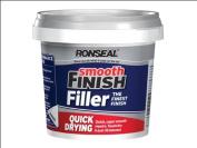 Ronseal 36553 Smooth Finish Quick Drying Multi Purpose Filler 600 G