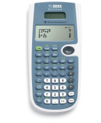 Texas Instruments Solar Scientific Calculator with Multi-Line Display