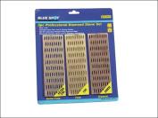 Blue Spot Tools B/s Diamond Stone Set 3pc 2in X 6in 19275