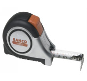 Bahco Mts Auto Tape 8m/26ft Reversible Magnetic Tip
