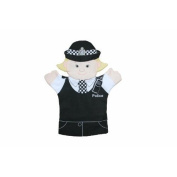 People Who Help Us Hand Puppets Policewoman