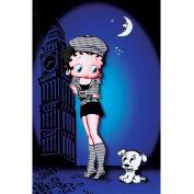 Betty Boop London Card