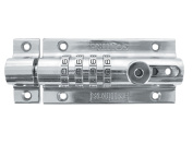 Henry Squire Combi 2 Recodeable Locking Bolt 125mm Chrome