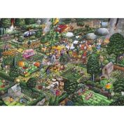Gibsons - Mike Jupp - I Love Gardening - 1000 Piece Jigsaw Puzzle