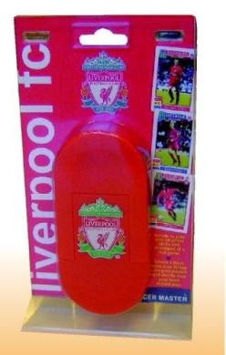 Liverpool FC Travel Card Game - Britannia
