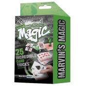 25 Incredible Card Tricks - Marvin's Magic
