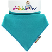 Dribble Ons Brights - Turquoise.