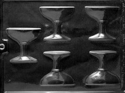 Home Chocolate Factory Champagne Glass Chocolate Mould