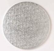"Culpitt 12"" inch Round Silver Cake Drum board 13mm Thick"