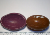 Silicone Mould Rugby Ball Cake & Cupcake Topper