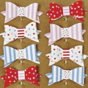 Cupcake Bow Toppers - Toot Sweet