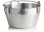 Ravenhead 30 x 16 cm Kilner Stainless Steel Jam Pan