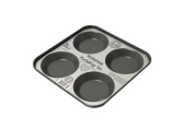 Prochef Prochef Yorkshire Pudding Tray Premium Quality Teflon Innovations Pure Silicone Coating