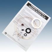 Home Brew - Complete Valve & Cap Seal Set For Pressure Barrels