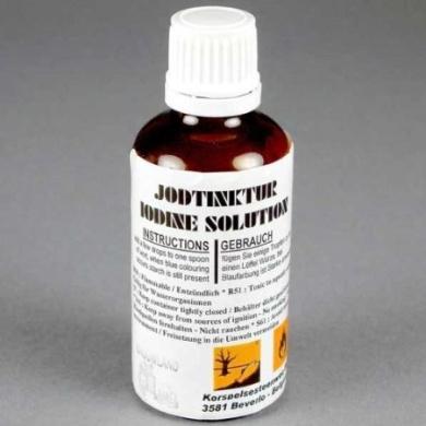 Tincture of Iodine - 30ml