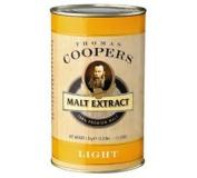 Home Brew - Coopers 1.5Kg Tin Of Liquid Malt Extract