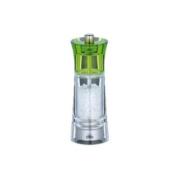 TopGourmet Cilio Genova Salt Mill Acrylic Clear Green 14 cm