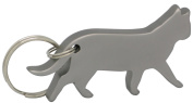 Boxer Gifts Munkees Cat Bottle Opener Keyrings