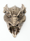 DRAGON BEER BUDDIES WALL MOUNTED BOTTLE OPENER - DRAGON HEAD BY DESIGN CLINIC - Suitable For Indoors Or Outdoors