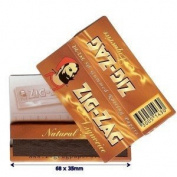 ZIG ZAG 15 Boklets Zig Zag Liquorice Papers