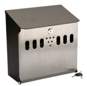 PUB OFFICE RESTAURANT OUTDOOR WALL MOUNTED ASHTRAY