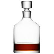 LSA Bar Spirit Decanter (63.4oz / 1.8ltr) | LSA Handmade Glass Decanter | Whisky Decanter, Hand Made by LSA Glass