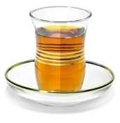 Turkish tea glass Tea glass