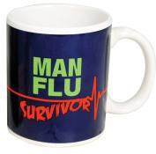 Paladone Man Flu survivor