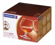 Luminarc Brandy Glass, Pack of 4